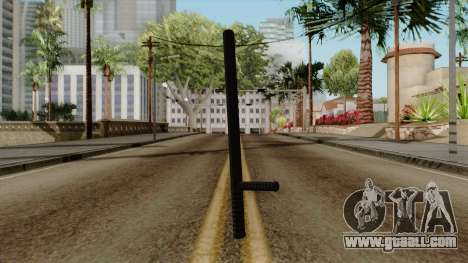 Original HD Night Stick for GTA San Andreas