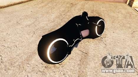Tron Bike for GTA 5