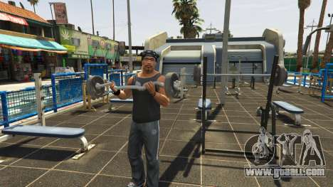 GTA 5 Additional models of people and vehicles 0.8 a fourth screenshot