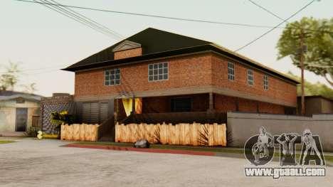 The CJ house for GTA San Andreas second screenshot