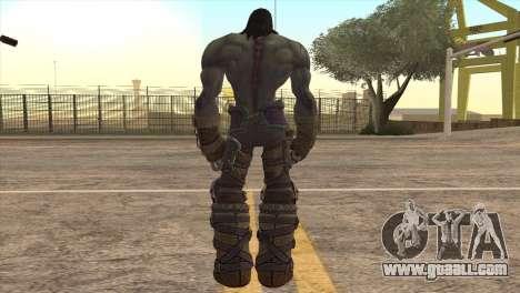 Death from Skyrim for GTA San Andreas third screenshot
