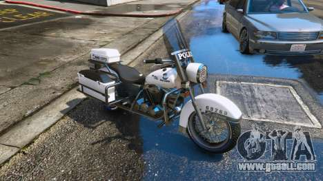GTA 5 Bad Cops LSPD Livery 1.1 second screenshot