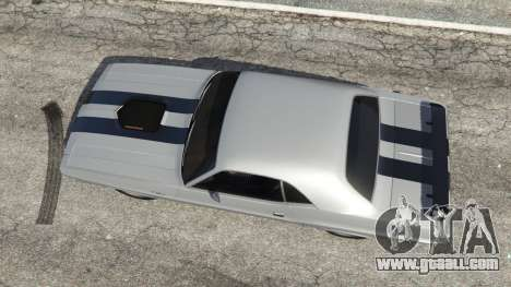 Dodge Challenger RT 440 1970 v0.8 [Beta] for GTA 5