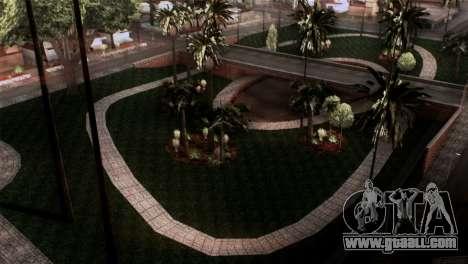 New textures Skate Park for GTA San Andreas
