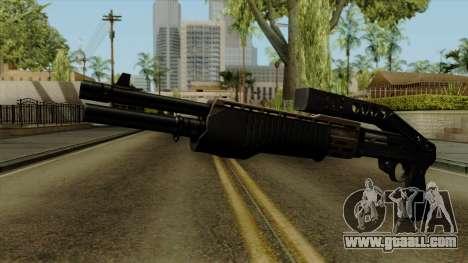 Original HD Shotgun for GTA San Andreas