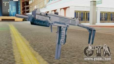 IMI Uzi v1 SA Style for GTA San Andreas