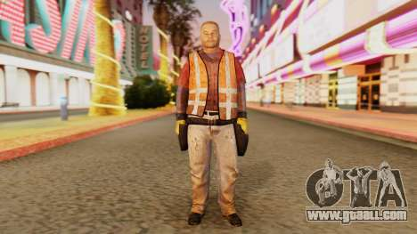 [GTA5] Builder for GTA San Andreas second screenshot