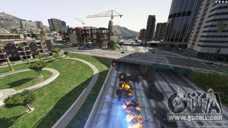 UFO Mod 1.1 for GTA 5