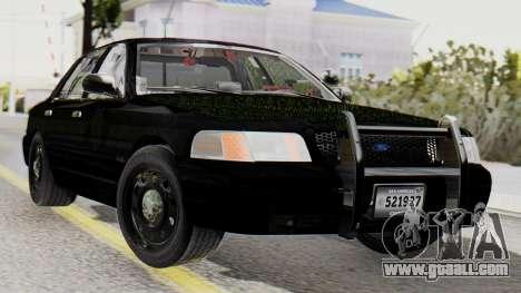 FBI Rancher 2013 for GTA San Andreas