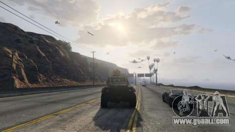 GTA 5 Angry Planes sixth screenshot