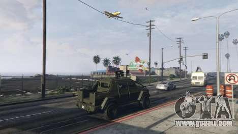 GTA 5 Angry Planes third screenshot