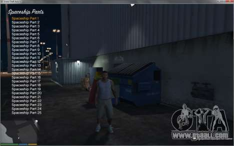 Collectable Collector for GTA 5