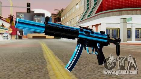 Fulmicotone MP5 for GTA San Andreas