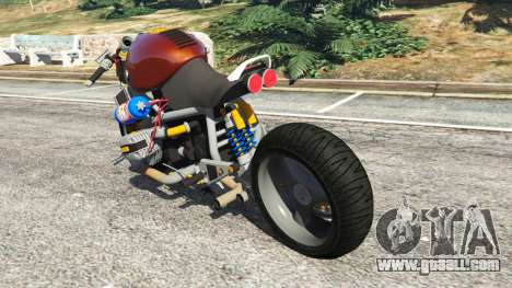 BMW R1100R (Naked) for GTA 5