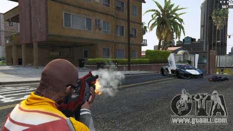 GTA 5 M-76 Revenant из Mass Effect 2 eighth screenshot