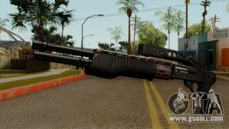 Original HD Combat Shotgun for GTA San Andreas