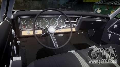 Chevrolet Impala 1967 Custom livery 3 for GTA 4 side view