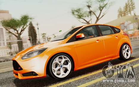 Ford Focus ST 2012 for GTA San Andreas
