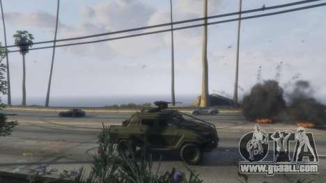 GTA 5 Angry Planes fourth screenshot