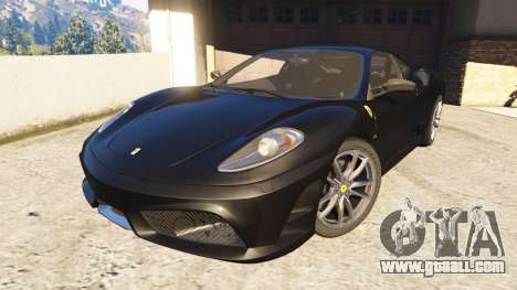 Ferrari F430 v0.1 [Beta] for GTA 5