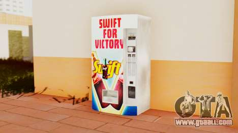 Swift Cola from Mafia 2 for GTA San Andreas