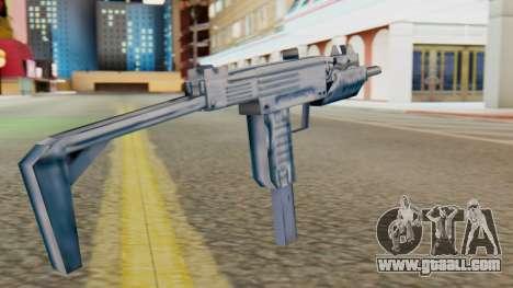 IMI Uzi v1 SA Style for GTA San Andreas second screenshot