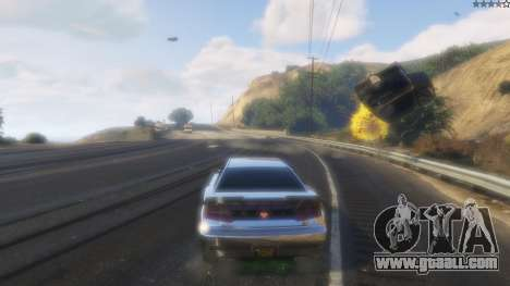 GTA 5 Spontaneous Chaos 0.08 seventh screenshot