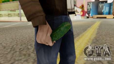 Cucumber for GTA San Andreas second screenshot