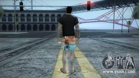 Beach Bum Vmaff1 for GTA San Andreas third screenshot