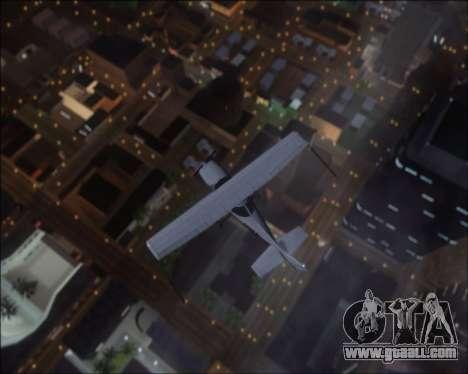 Project Vision ENB 1.1 for GTA San Andreas second screenshot