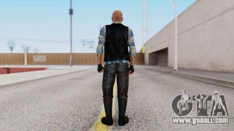 [GTA5] The Lost Skin3 for GTA San Andreas third screenshot