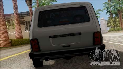VAZ 2121 Niva BUFG Edition for GTA San Andreas right view