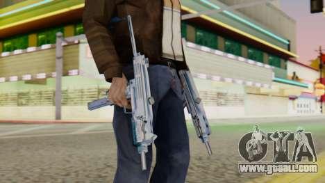 IMI Uzi v1 SA Style for GTA San Andreas third screenshot