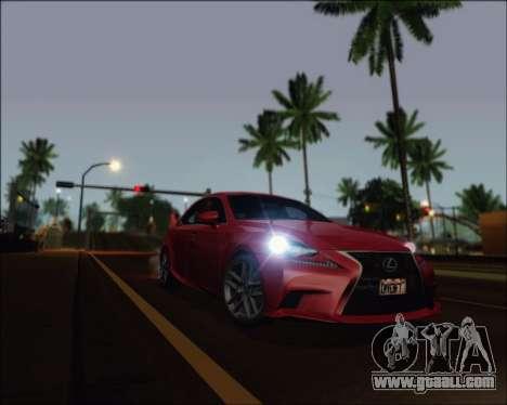 Project Vision ENB 1.1 for GTA San Andreas forth screenshot