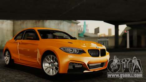 BMW M235i F22 Sport 2014 for GTA San Andreas