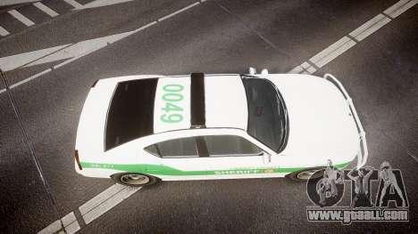 Bravado Buffalo Police [ELS] for GTA 4 right view