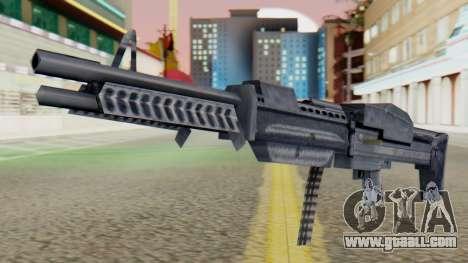 M60 for GTA San Andreas