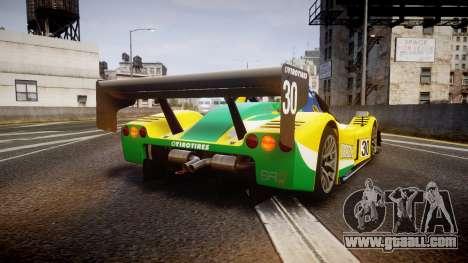 Radical SR8 RX 2011 [30] for GTA 4 back left view