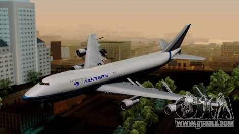 Boeing 747 Eastern for GTA San Andreas
