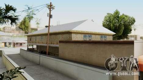 New CJs House for GTA San Andreas third screenshot