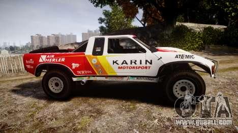 Karin Ensenada for GTA 4 left view