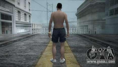 Beach Bum Hmybe for GTA San Andreas second screenshot