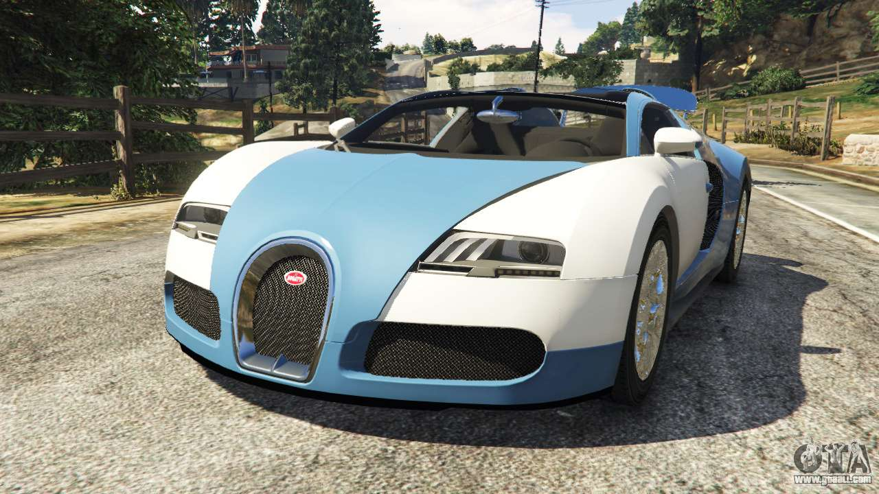 bugatti veyron gta 5 bugatti veyron 16 4 v 3 1 for gta 4. Black Bedroom Furniture Sets. Home Design Ideas