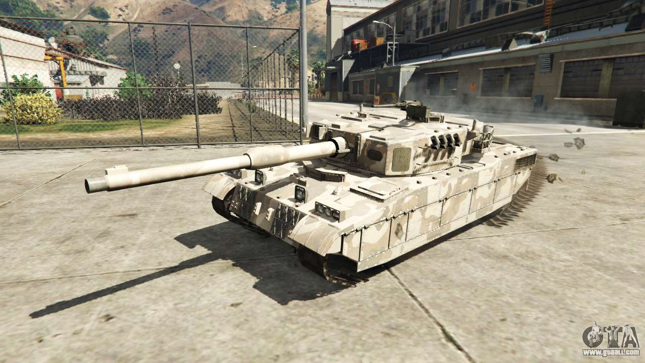how to get tank in gta 5 online