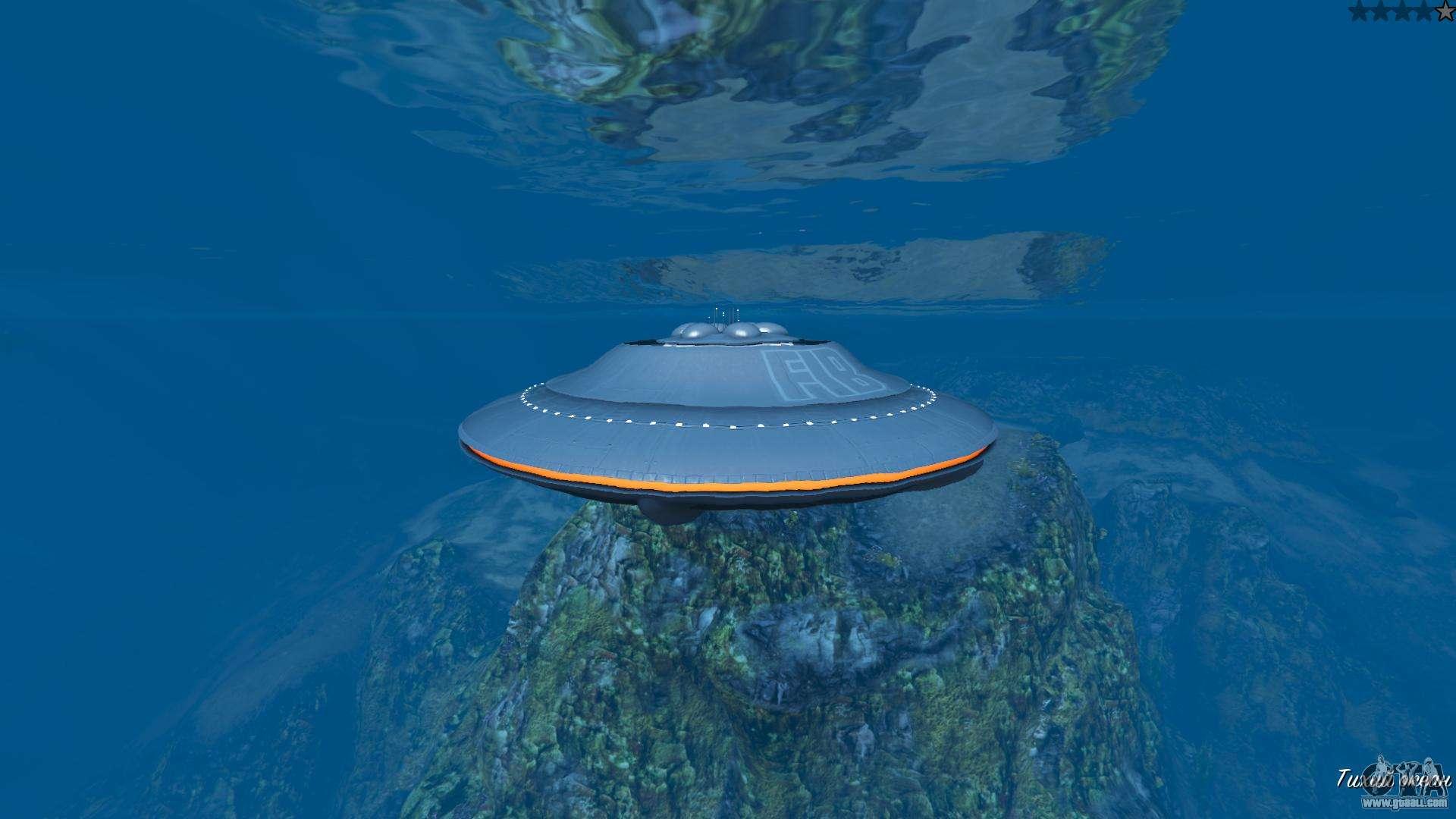 Ufo Mod 1 1 For Gta 5