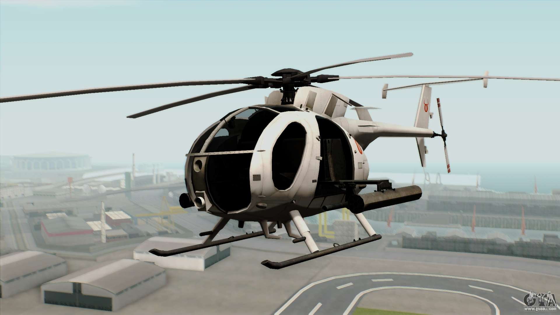 agricultural helicopter with 67052 Ah 6j Little Bird on Red Tractor Icon 1774 also 42811 Mh 6 Little Bird moreover 67052 Ah 6j Little Bird likewise Build Your Own Helicopter in addition 59404 Savage Gta 5 V12.