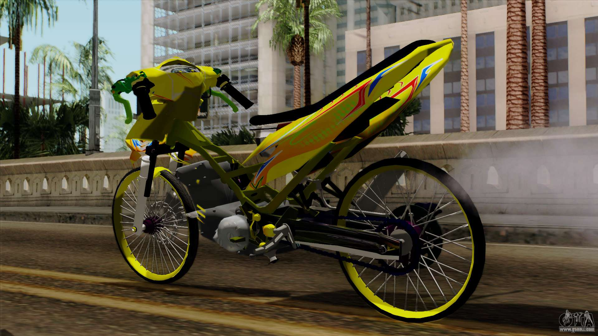 jupiter mx drag v1 for gta san andreas