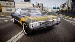 Chevrolet Impala 1967 Custom livery 2