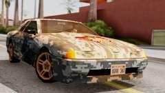 Elegy Contract Wars U.S.E.C Vinyl for GTA San Andreas