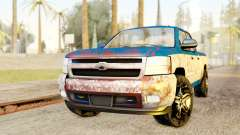 Chevrolet Silverado 2010 TLoU Edition for GTA San Andreas